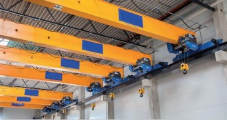 Pont roulant standard 50 Tonnes - Devis sur Techni-Contact.com - 1