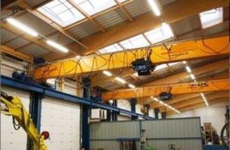 Pont roulant standard 50 Tonnes - Devis sur Techni-Contact.com - 2