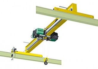 Pont roulant standard monopoutre posé - Devis sur Techni-Contact.com - 1