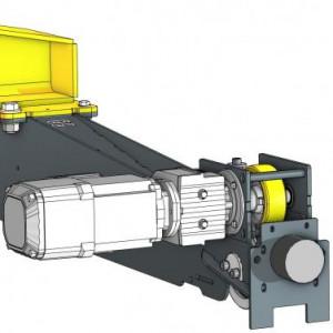 Pont roulant standard ou modulable - Devis sur Techni-Contact.com - 1