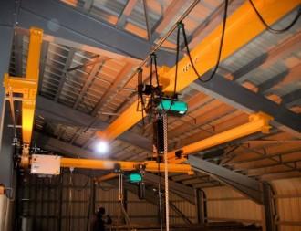Pont roulant standard pour atelier - Devis sur Techni-Contact.com - 1