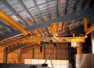Pont roulant standard pour atelier - Devis sur Techni-Contact.com - 2