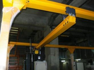 Pont roulant suspendu 12.5 tonnes - Devis sur Techni-Contact.com - 2