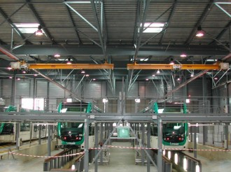 Pont roulant suspendu 12.5 tonnes - Devis sur Techni-Contact.com - 5