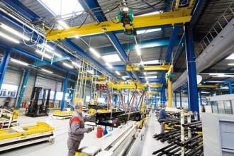 Pont roulant suspendu en acier - Devis sur Techni-Contact.com - 3