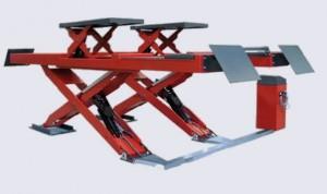 Ponts ciseaux hydrauliques 300 kg à 5 tonnes - Devis sur Techni-Contact.com - 1