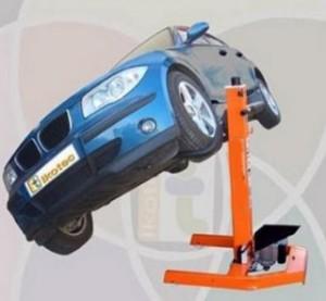 Ponts mobiles élévateurs pour manutention de véhicules - Devis sur Techni-Contact.com - 1