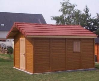 Pool house béton aspect Bois - Devis sur Techni-Contact.com - 1