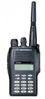 Portatif PMR Motorola GP388 - Devis sur Techni-Contact.com - 1
