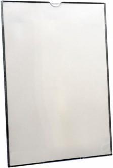 Porte-affiche à fixation par adhésif - Devis sur Techni-Contact.com - 1