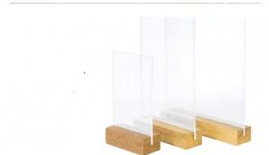 Porte affiche base rectangulaire - Devis sur Techni-Contact.com - 2