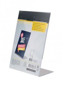 Porte affiche de table acrylique - Devis sur Techni-Contact.com - 1