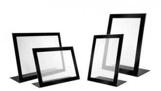 Porte affiche en acrylique - Devis sur Techni-Contact.com - 1