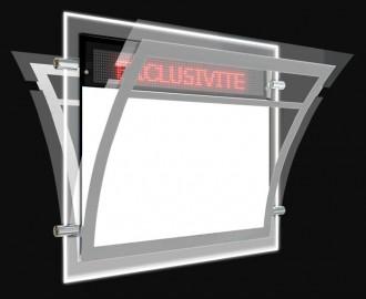 Porte affiche LED dynamique électronique - Devis sur Techni-Contact.com - 3