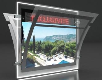 Porte affiche LED dynamique journal lumineux - Devis sur Techni-Contact.com - 3