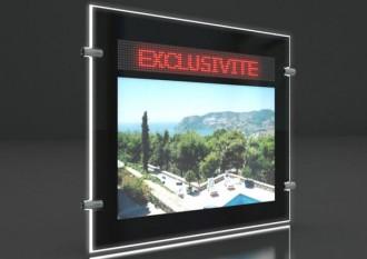 Porte-affiche Led dynamique recto-verso - Devis sur Techni-Contact.com - 3
