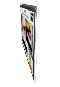 Porte affiche lumineux LED C21 ONE - Devis sur Techni-Contact.com - 3