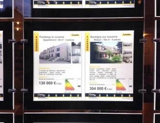 Porte affiche lumineux LED électrique - Devis sur Techni-Contact.com - 2