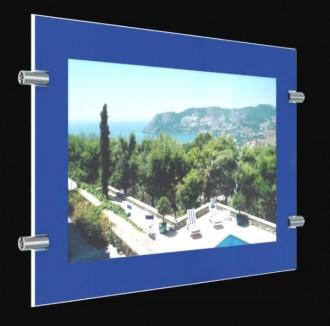 Porte-affiche lumineux pour commerce - Devis sur Techni-Contact.com - 1