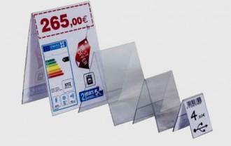 Porte affiche pvc - Devis sur Techni-Contact.com - 1