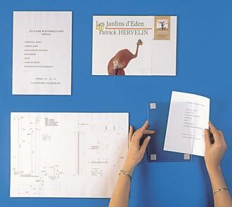 Porte affiche rigide en PVC - Devis sur Techni-Contact.com - 2