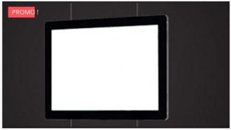 Porte affiche ultra lumineux double face - Devis sur Techni-Contact.com - 1
