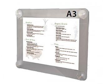 Porte affiche vitrine - Devis sur Techni-Contact.com - 4