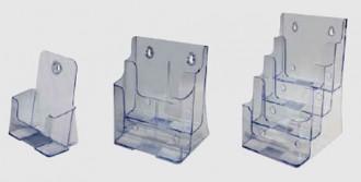 Porte brochure PVC A5 - Devis sur Techni-Contact.com - 1