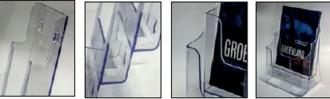 Porte brochure PVC A5 - Devis sur Techni-Contact.com - 2