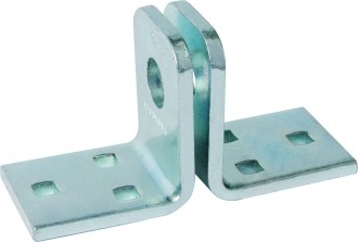 Porte cadenas acier diamètre 12 mm - Devis sur Techni-Contact.com - 1