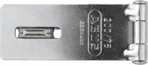 Porte cadenas acier sécurité de base longueur 155 mm - Devis sur Techni-Contact.com - 1