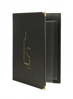 Porte carte vin en format A4 - Devis sur Techni-Contact.com - 1