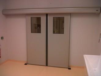 Porte coulissante anti rayons X - Devis sur Techni-Contact.com - 5