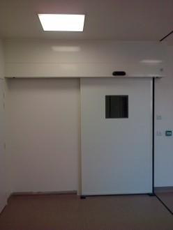 Porte coulissante anti rayons X - Devis sur Techni-Contact.com - 6