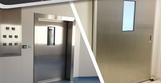 Porte coupe feu coulissante - Devis sur Techni-Contact.com - 2