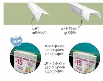 Porte coupon en PVC - Devis sur Techni-Contact.com - 1
