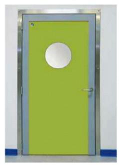 Porte de service en polyéthylène - Devis sur Techni-Contact.com - 1