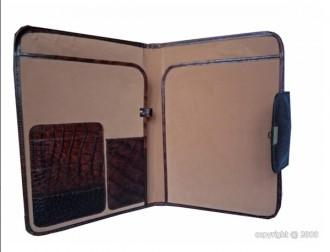 Porte-document de luxe en cuir - Devis sur Techni-Contact.com - 2