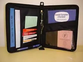 Porte documents véhicule en polyamide - Devis sur Techni-Contact.com - 2