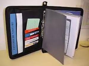 Porte documents véhicule en polyamide - Devis sur Techni-Contact.com - 3
