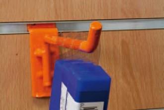 Porte étiquette adhésive pour broche - Devis sur Techni-Contact.com - 1