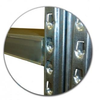 Porte-étiquette avec visière amovible - Devis sur Techni-Contact.com - 2