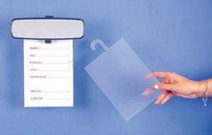Porte étiquette rétroviseur - Devis sur Techni-Contact.com - 2