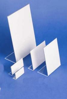 Porte-étiquette sur mesure - Devis sur Techni-Contact.com - 2