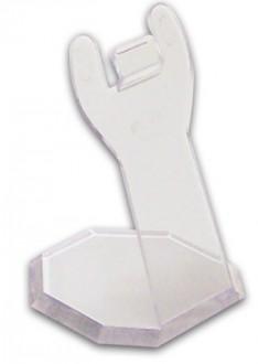 Porte étiquette transparent sur pied - Devis sur Techni-Contact.com - 1