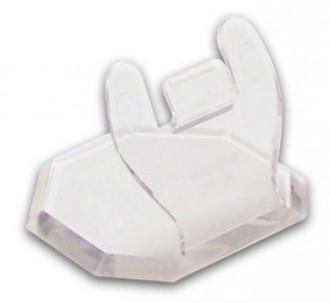 Porte étiquette transparent sur pied - Devis sur Techni-Contact.com - 2