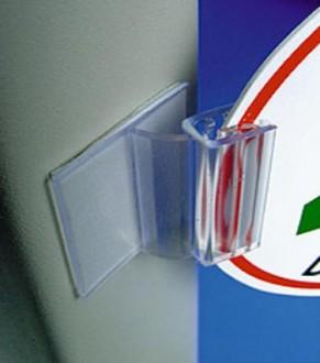 Porte-étiquettes clipsable - Devis sur Techni-Contact.com - 4
