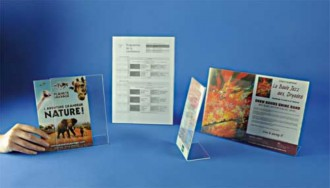 Porte-étiquettes en plexiglas - Devis sur Techni-Contact.com - 2