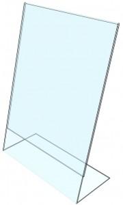 Porte-étiquettes en plexiglas - Devis sur Techni-Contact.com - 3