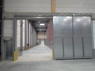 Porte évacuation industrielle - Devis sur Techni-Contact.com - 2